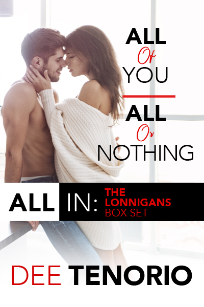 All In: The Lonnigans Box Set
